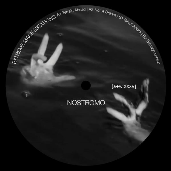 "Image of [a+w XXXV] Nostromo - Extreme Manifestations 12"" (out: 31.05.)"