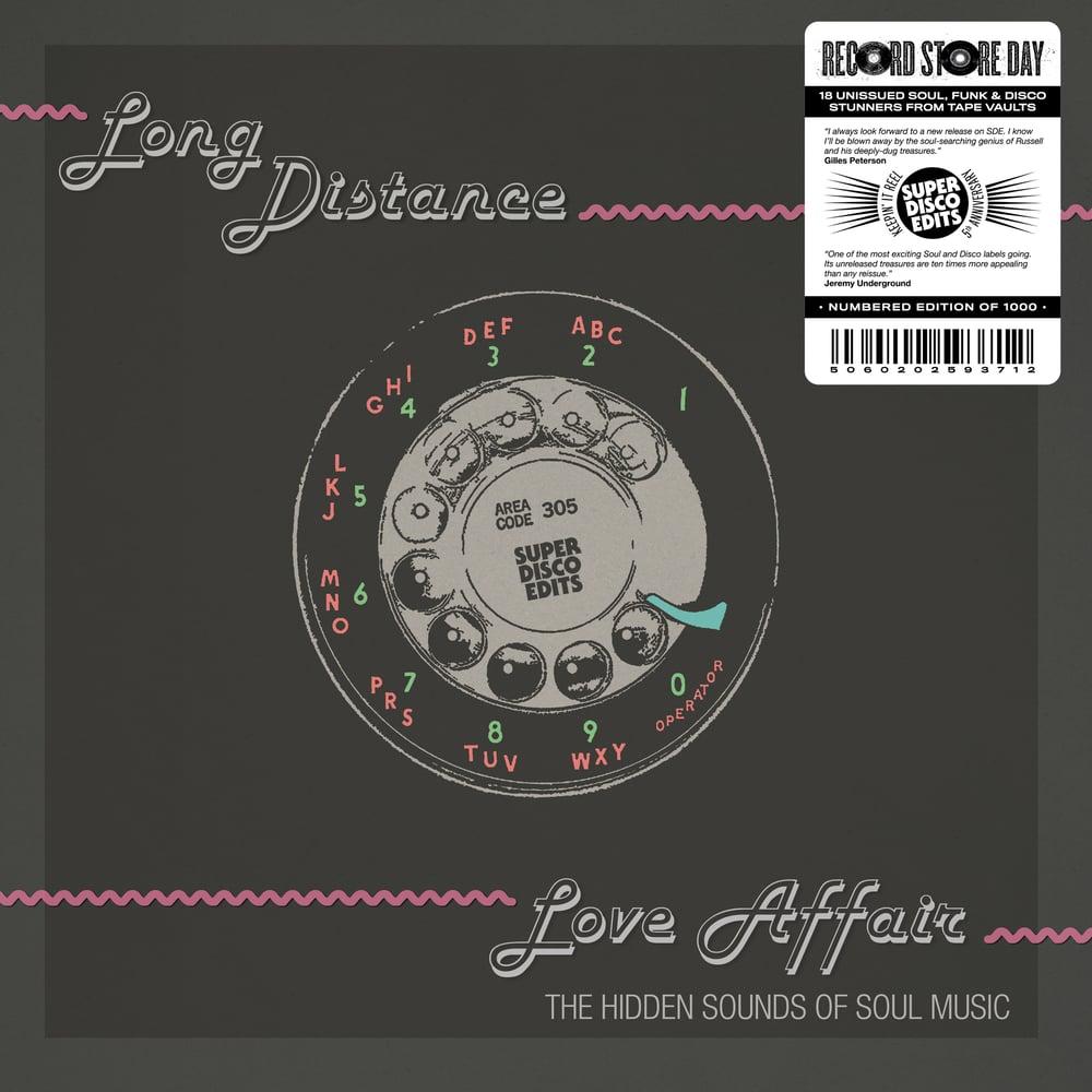 Image of Long Distance Love Affair Double lp