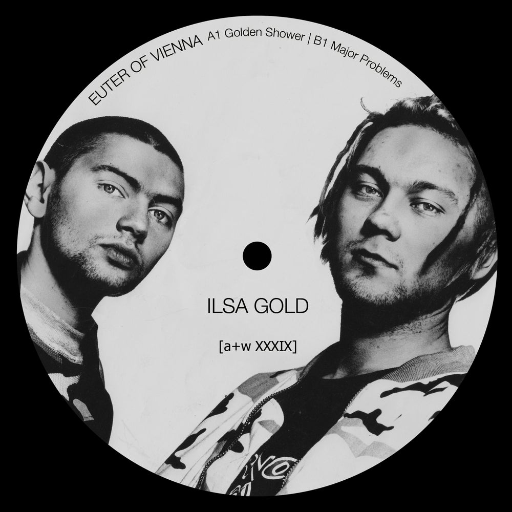 "Image of [a+w XXXIX] Ilsa Gold - Euter Of Vienna 12"" (out: 31.05.)"