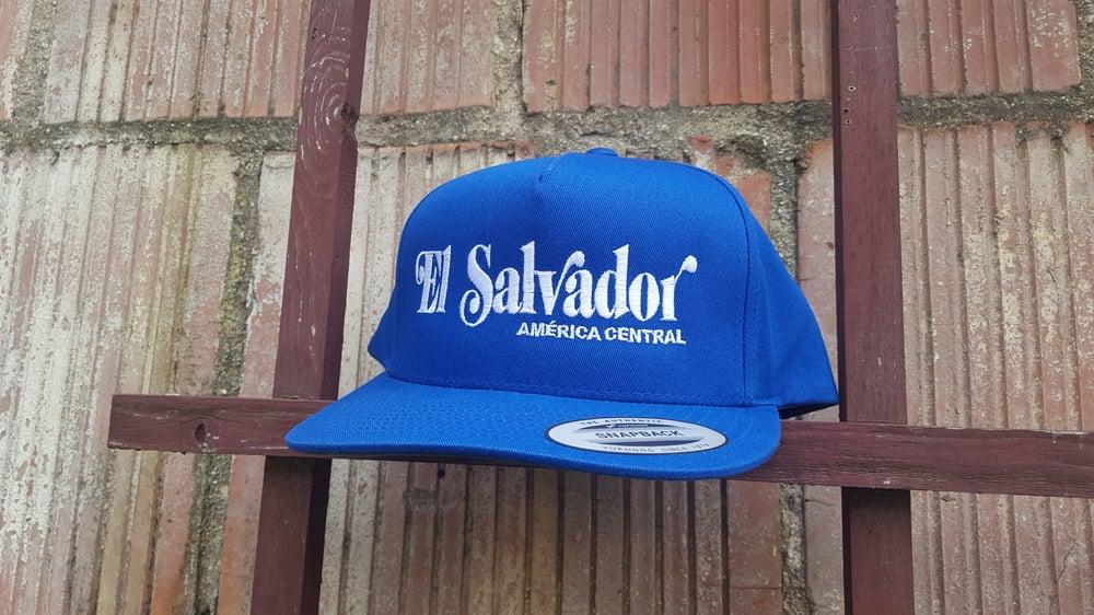 Image of El Salvador Baseball Caps