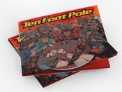 Image of Ten Foot Pole - Escalating Quickly (Digipack CD)