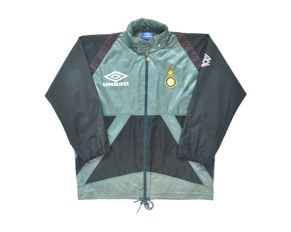 Image of 1994-95 Umbro Inter Rain Jacket M