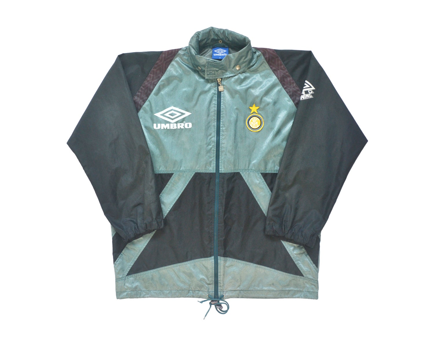 Image of 1994-95 Umbro Inter Milan Rain Jacket M