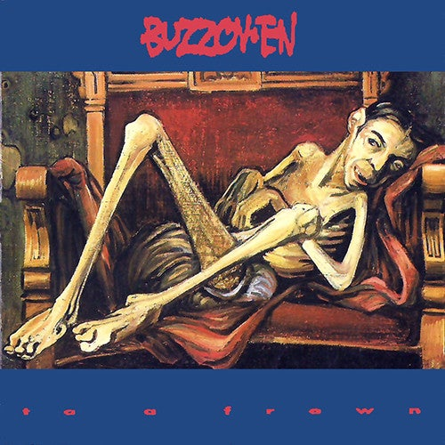 Image of BUZZOV*EN - To A Frown LP