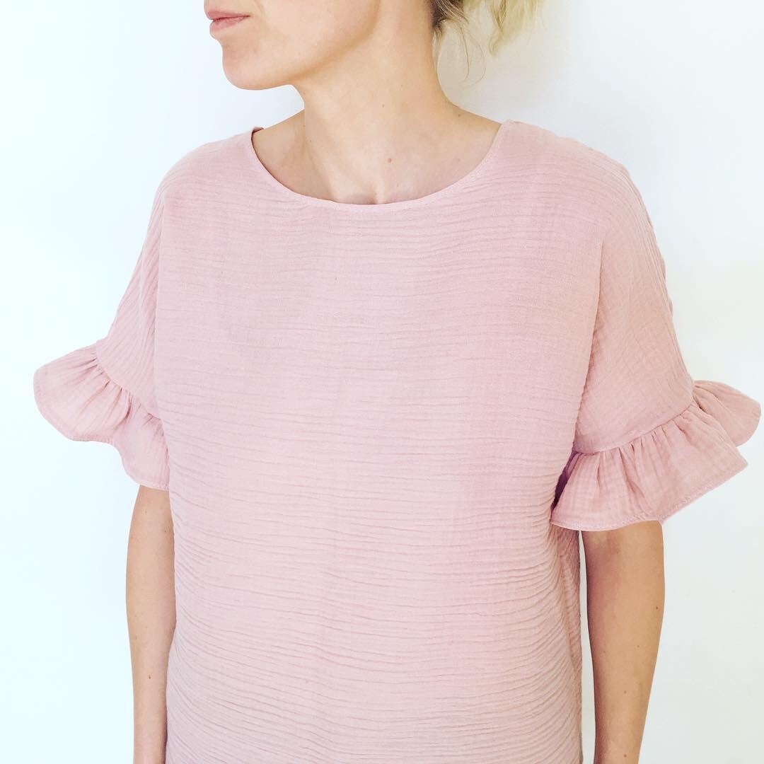 Jonna Blouse - WOMEN