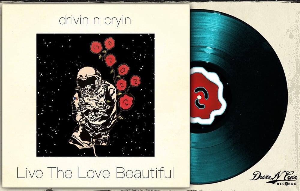 Image of Live The Love Beautiful , Vinyl album or CD