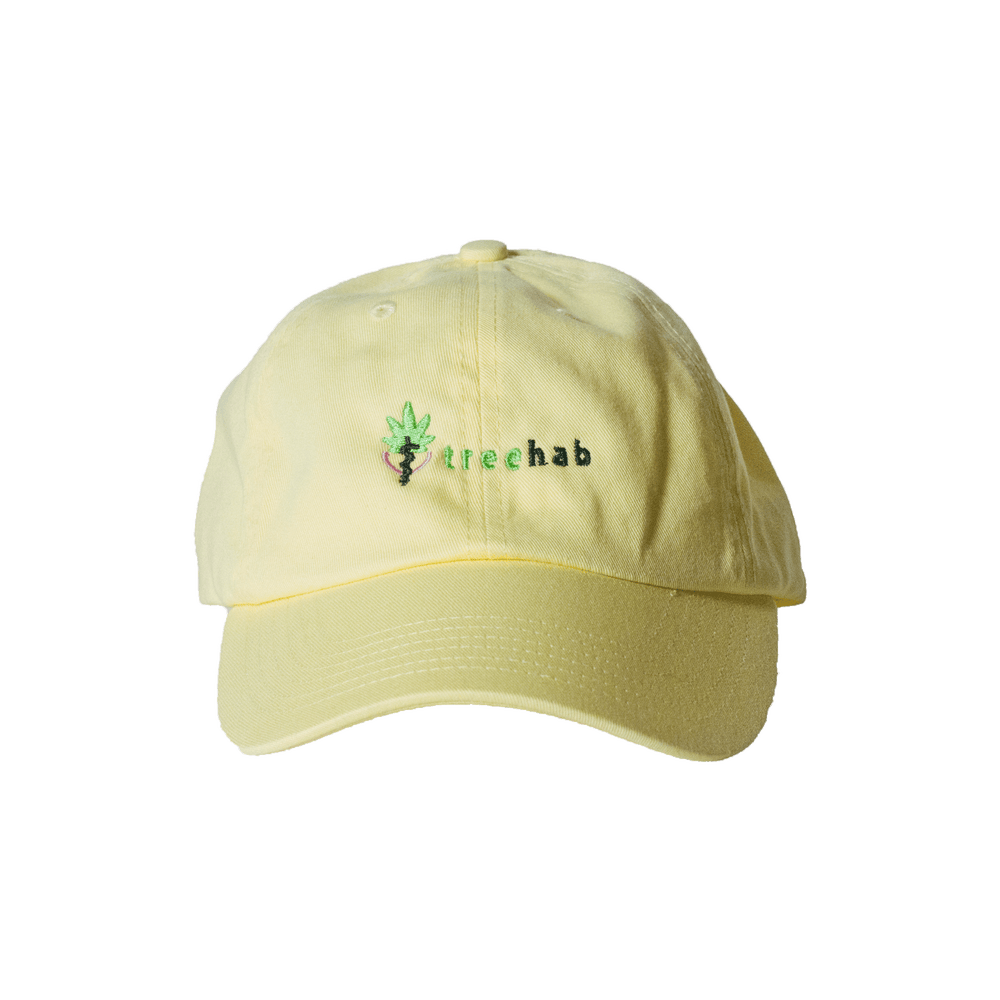 Image of Treehab Cap (Butter)