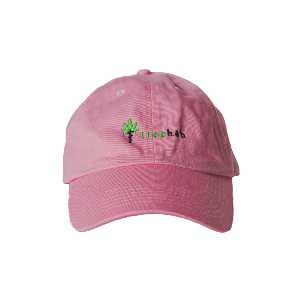 Image of TREEHAB CAP (Pink)