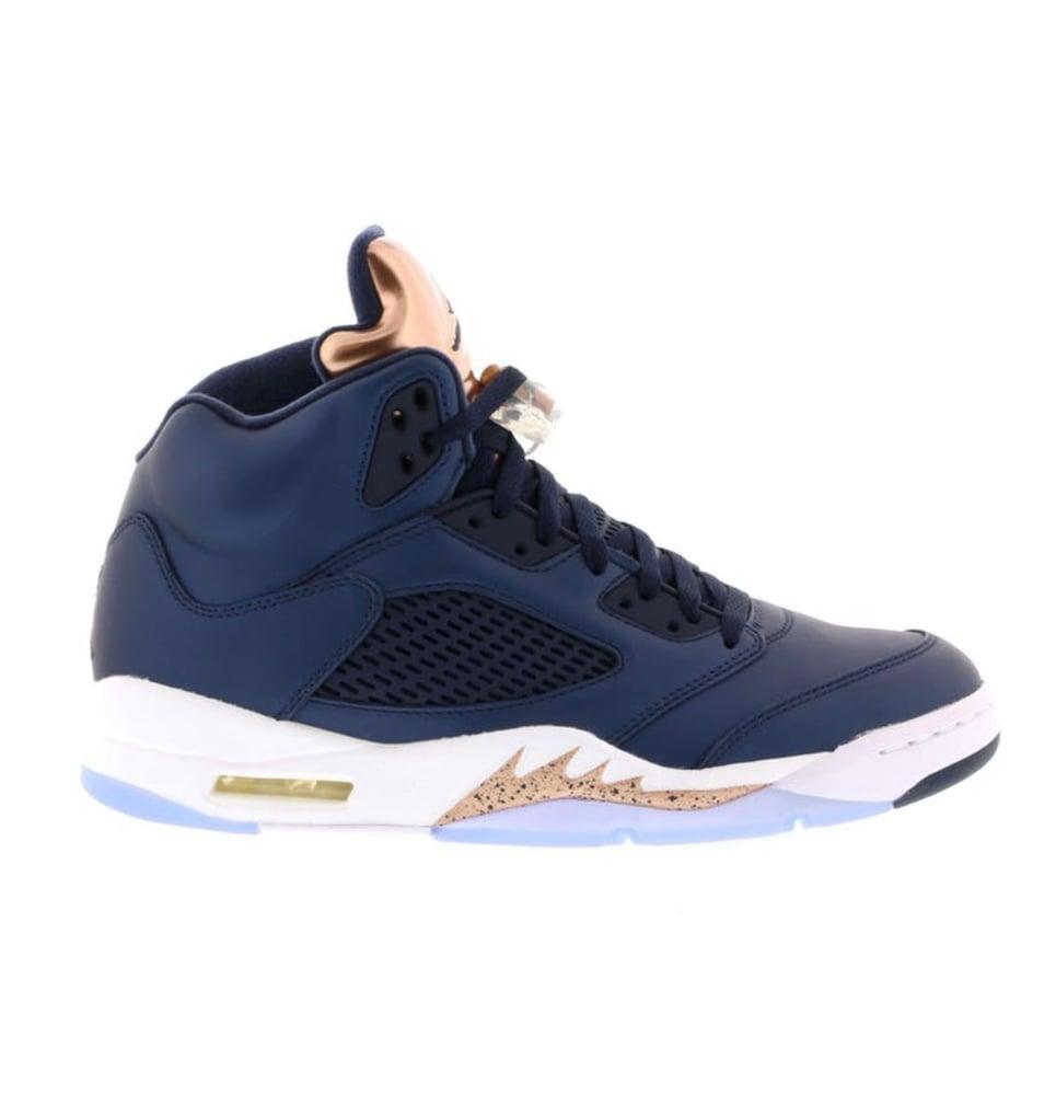 Image of Jordan 5 - Bronze - Size 14