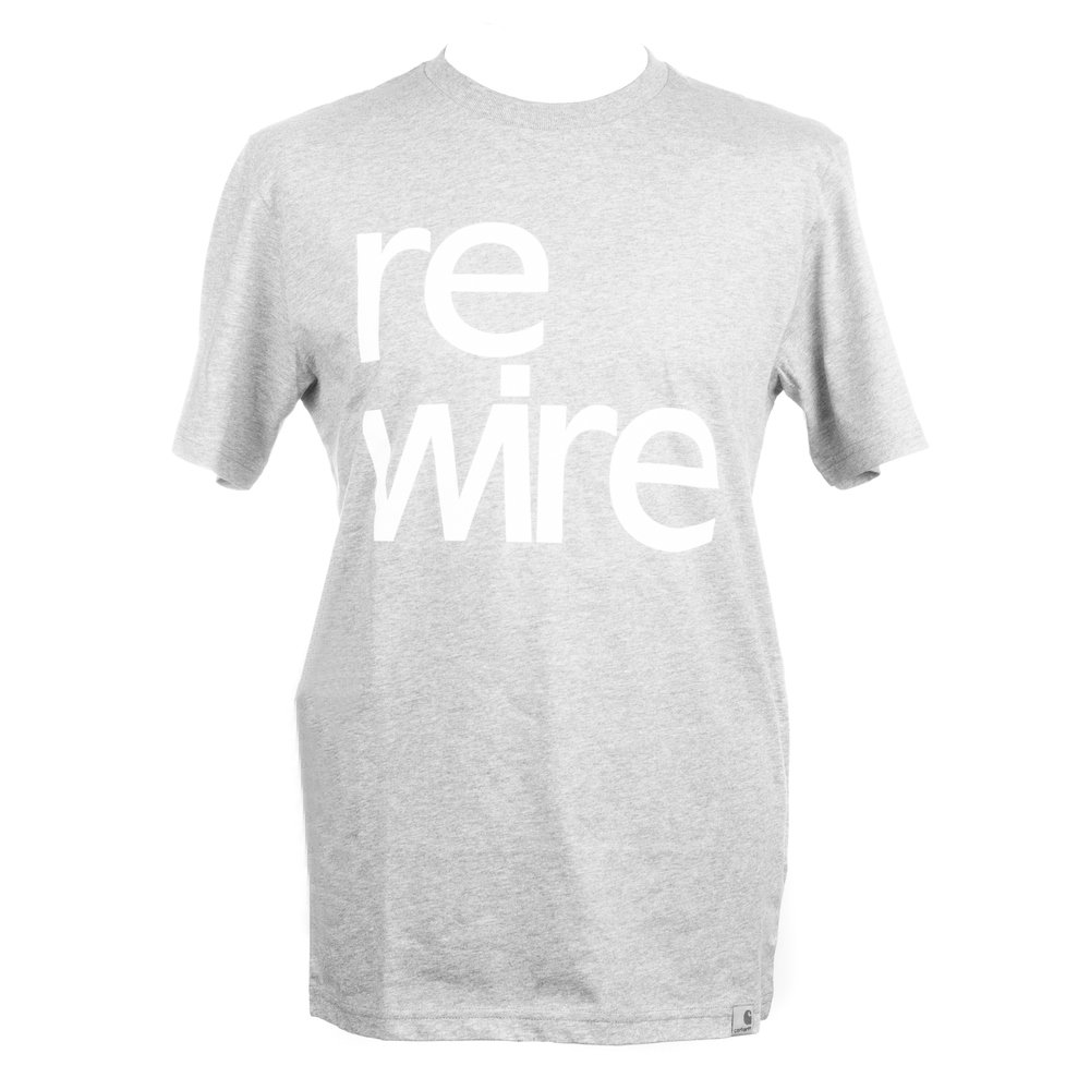 Image of Rewire shirt - heather grey
