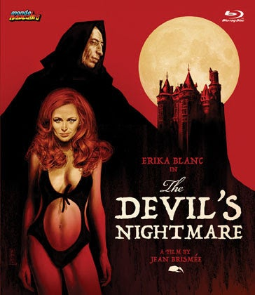Image of DEVIL'S NIGHTMARE - standard edition blu-ray