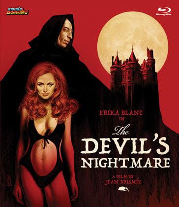 Image of DEVIL'S NIGHTMARE - standard edition blu-ray