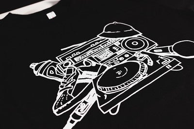 Image of Hip Hop Summer 2018 - Tee Shirt