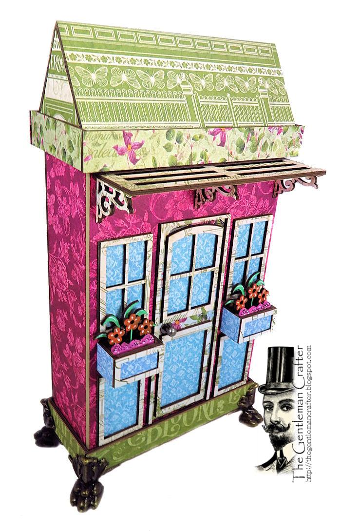 Image of Thin House Mini- The Arbor House