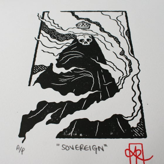 Image of Sovereign (artist proofs)