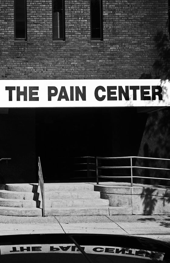 Image of The Pain Center - Mark Cross