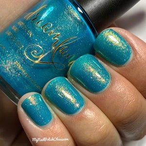 Wedding Dress (Aurora)  - Dreamland Lacquer