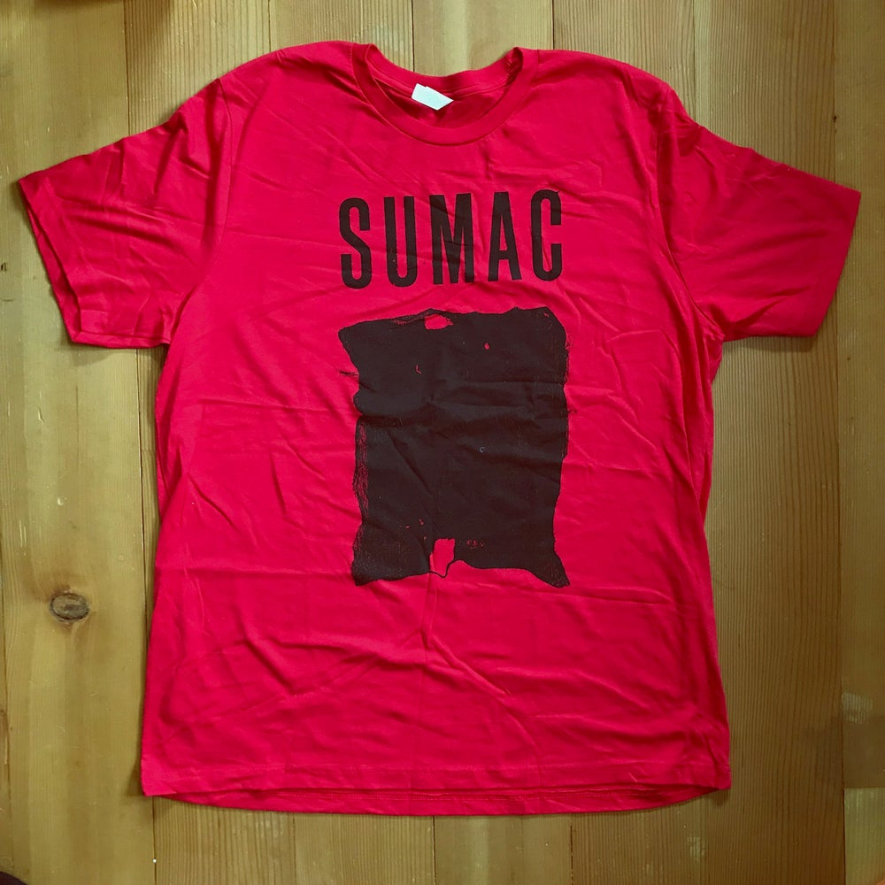 "Image of SUMAC ""Red Flag"" T shirt"