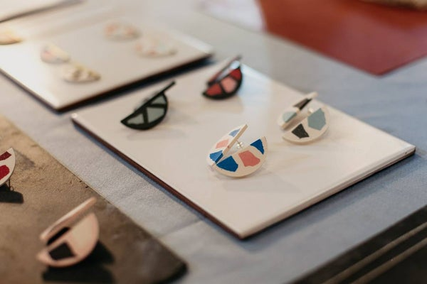 Image of TERRAZZO earrings