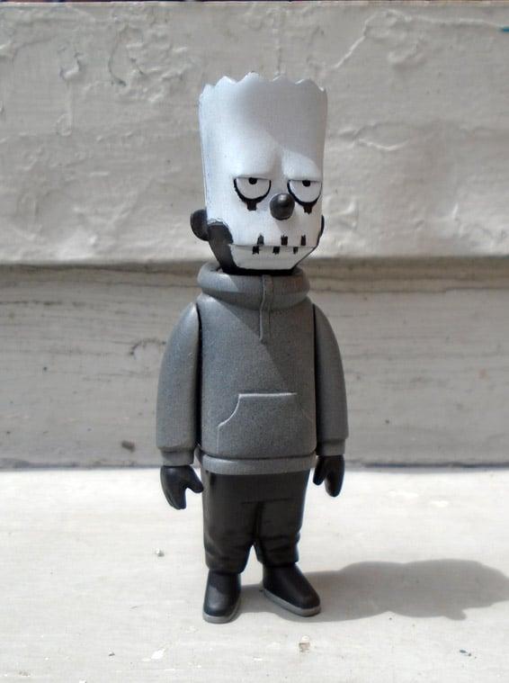 Image of GHOST BARTT
