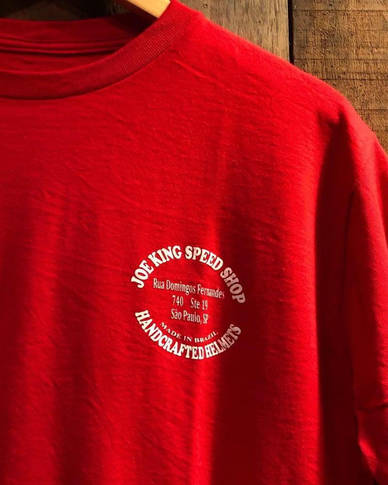 Image of JK Round Logo Shirt