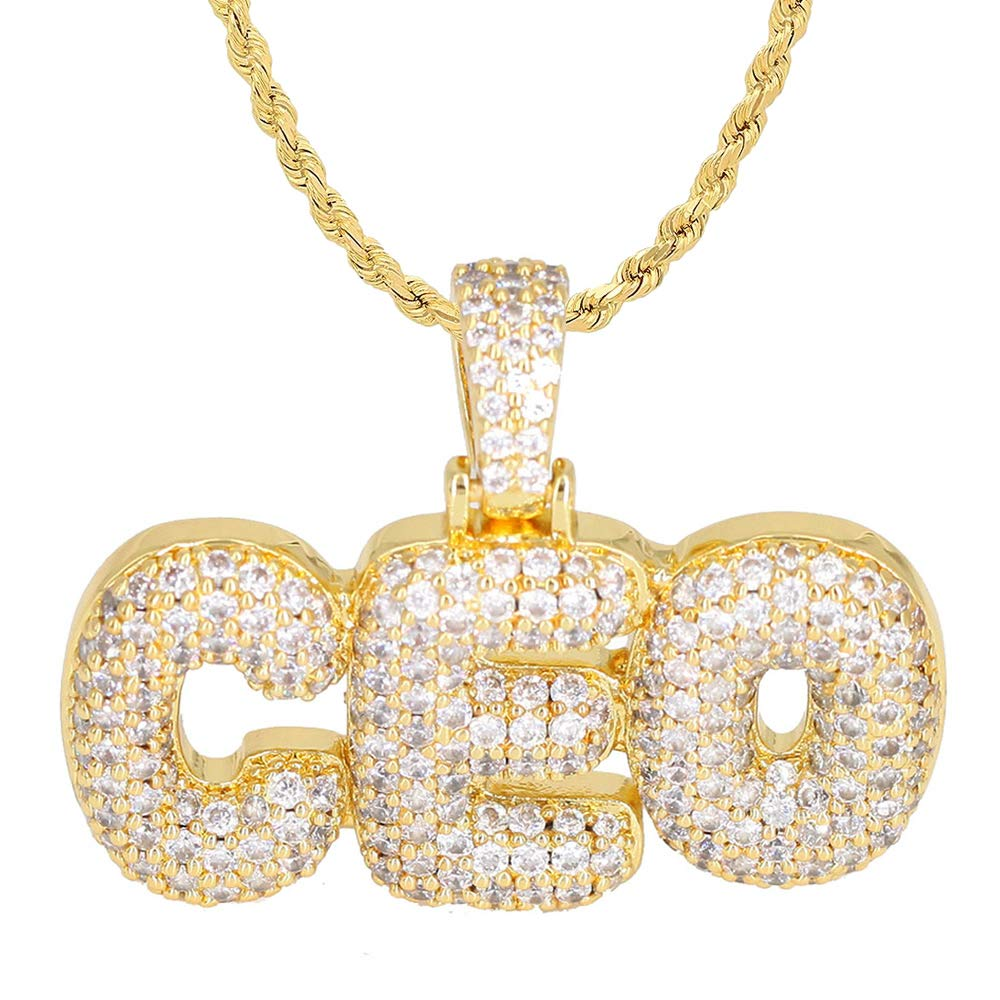 Image of CEO Icy Chain - Micropaved Lab Diamonds