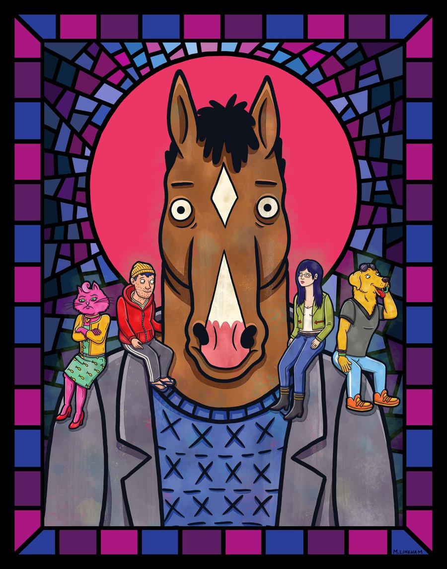 Image of Saint Bojack Horseman