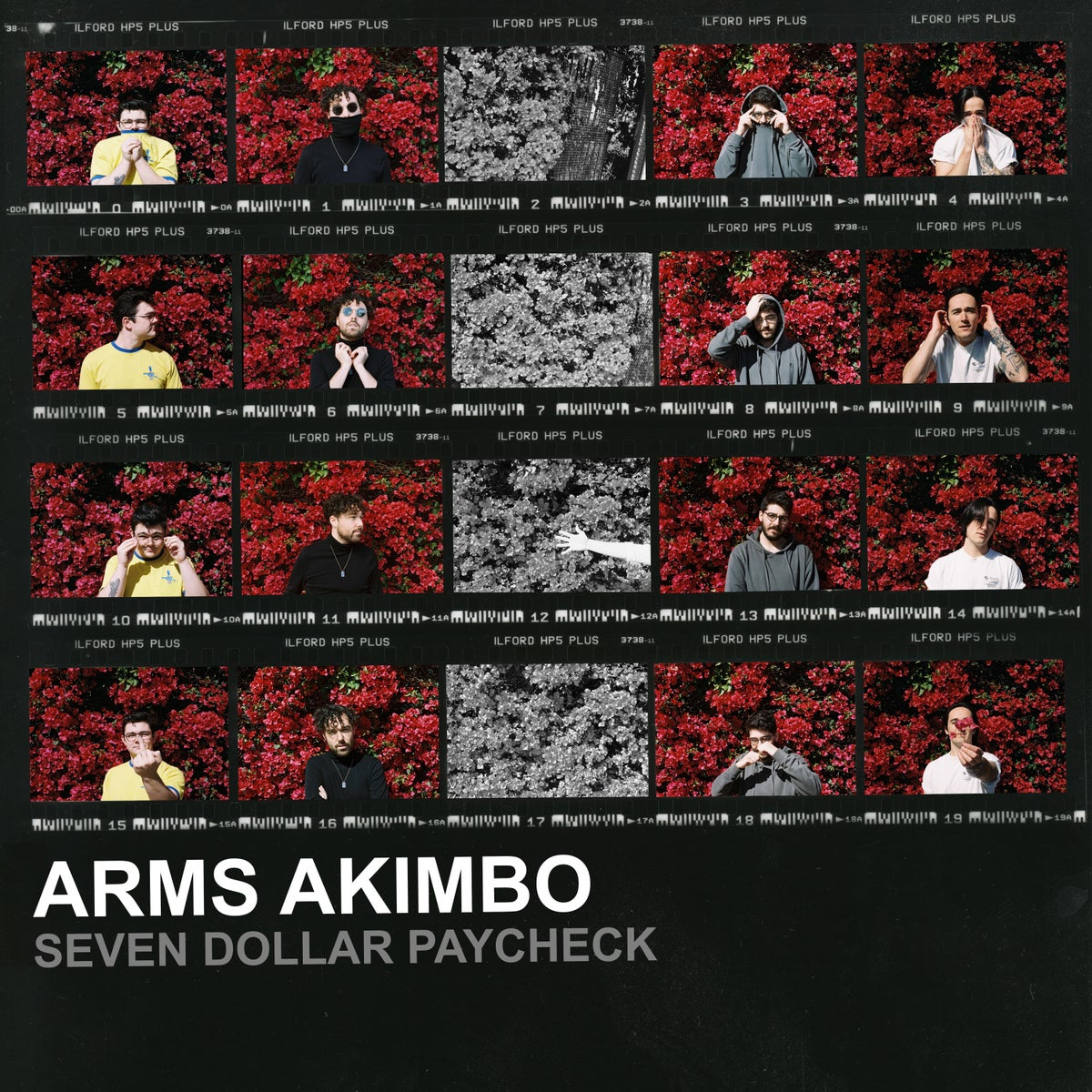 Image of SEVEN DOLLAR PAYCHECK (COMPACT DISC)