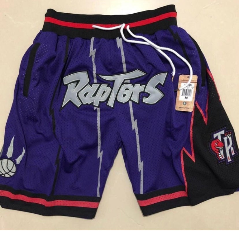 Image of Raptors shorts