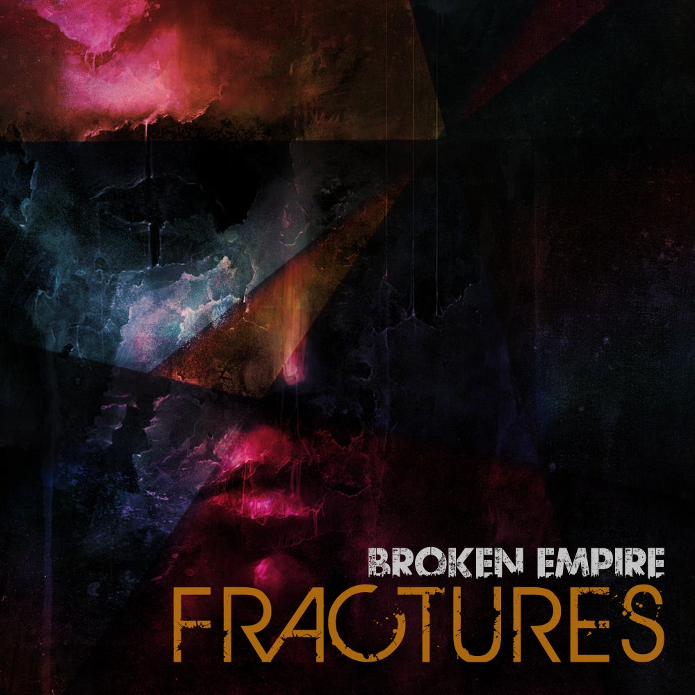 Image of Fractures EP (CD)