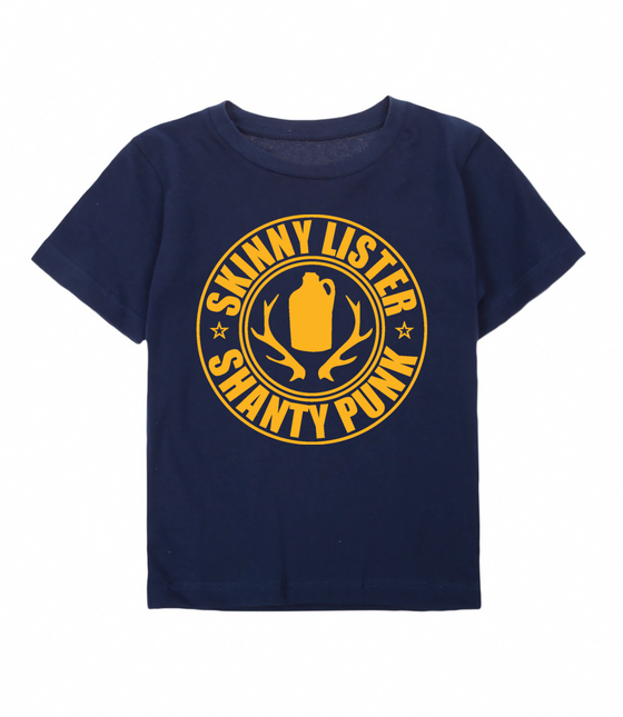 Image of Children's Shanty Punk T-shirt
