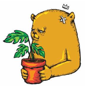 Image of GreenThumb Bear