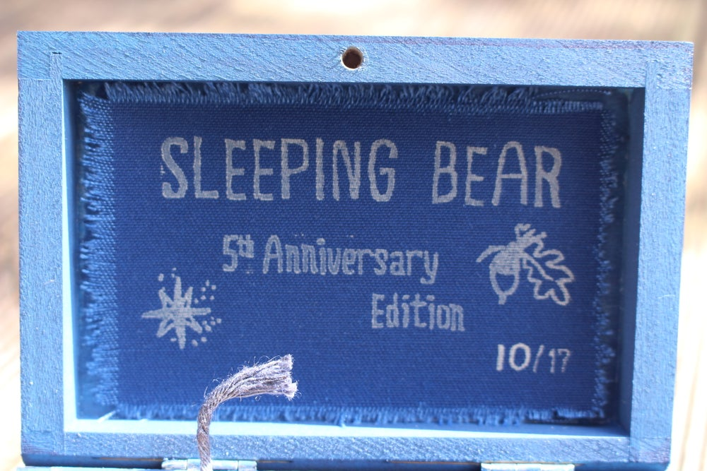 "Image of SLEEPING BEAR ""S/T"" /5th ANNIVERSARY EDITION/"