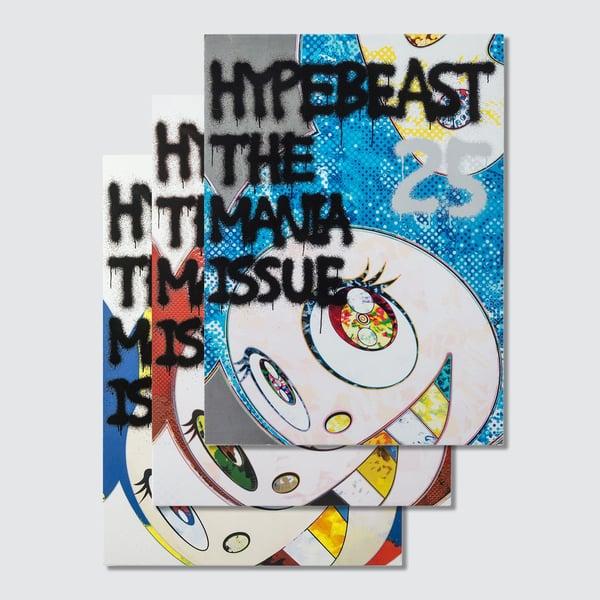 Image of HYPEBEAST 25 - TAKASHI MURAKAMI