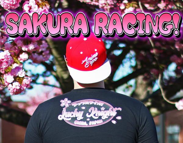Image of Lucky Sakura Racing T-Shirt