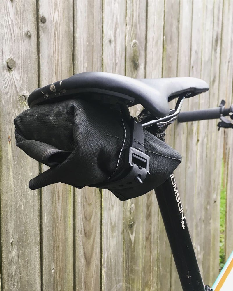 Image of Jelly Roll Saddle Bag