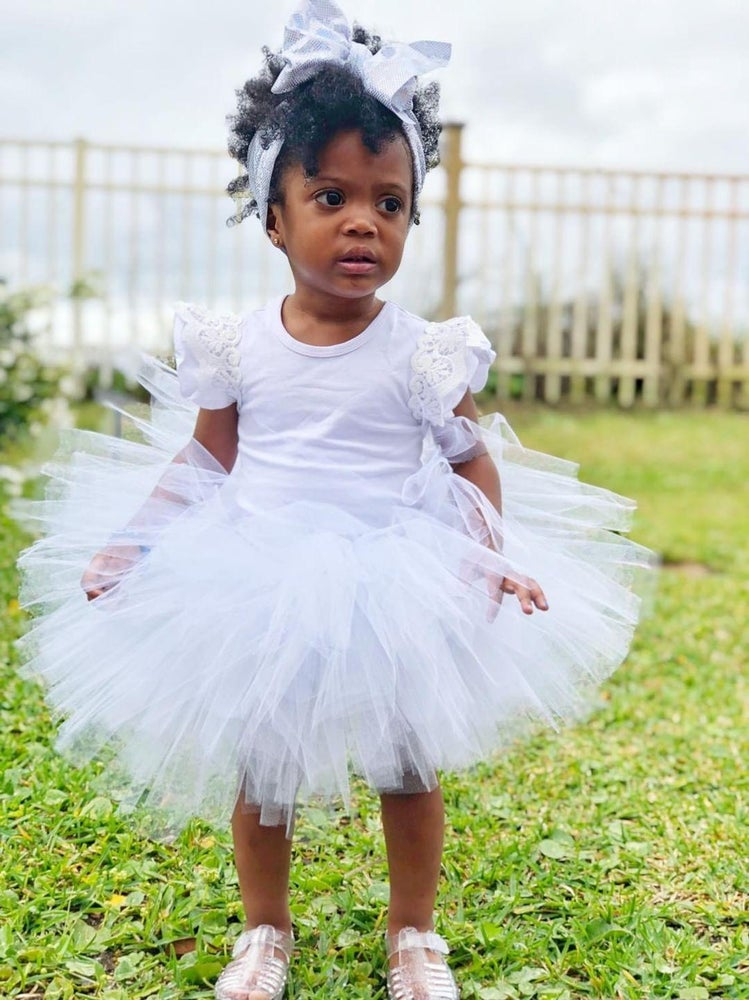 Image of White Tutu