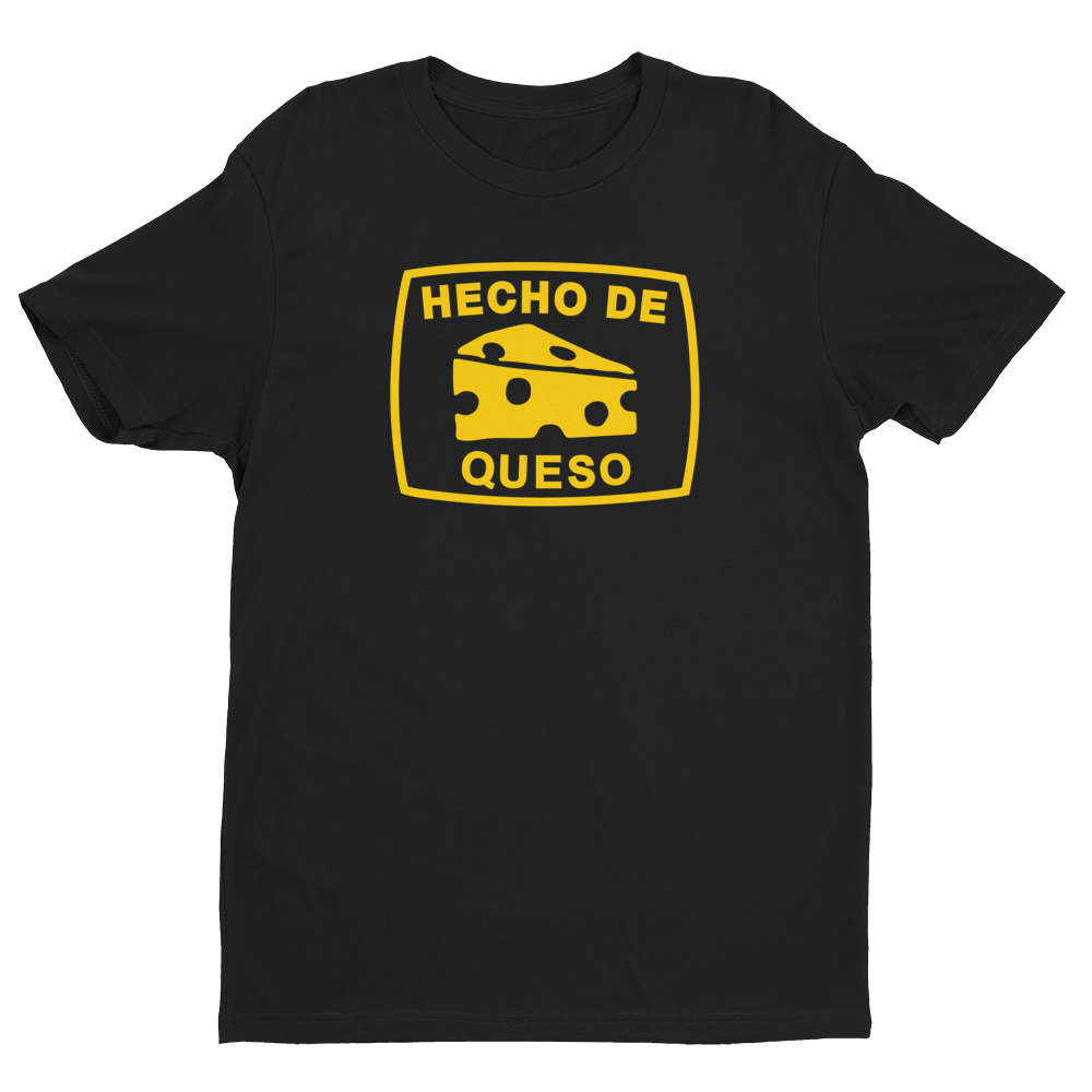 Image of Hecho de Queso (Black)