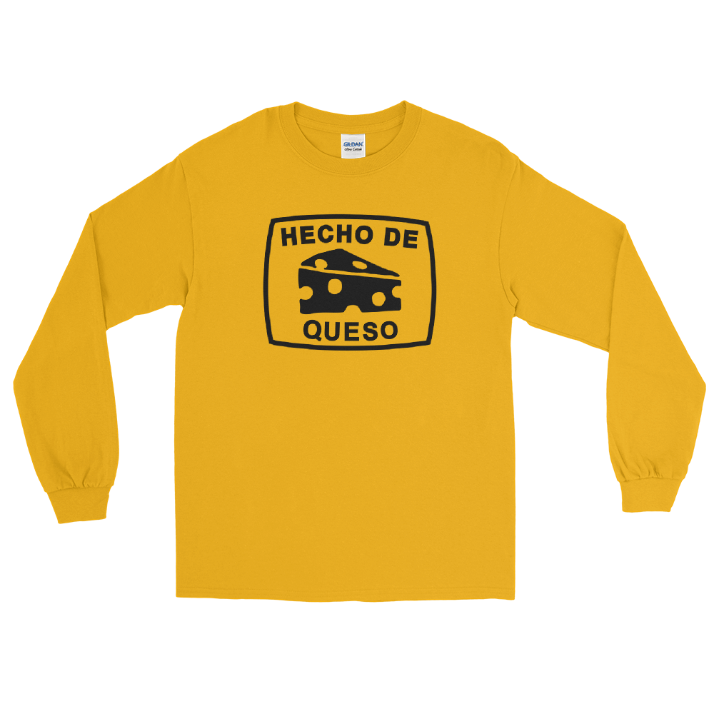 Image of Hecho de Queso (Gold)