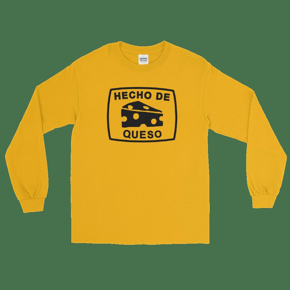Image of Hecho de Queso (Gold)