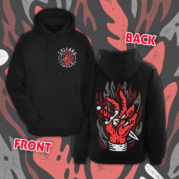 Image of Demonios hoodie