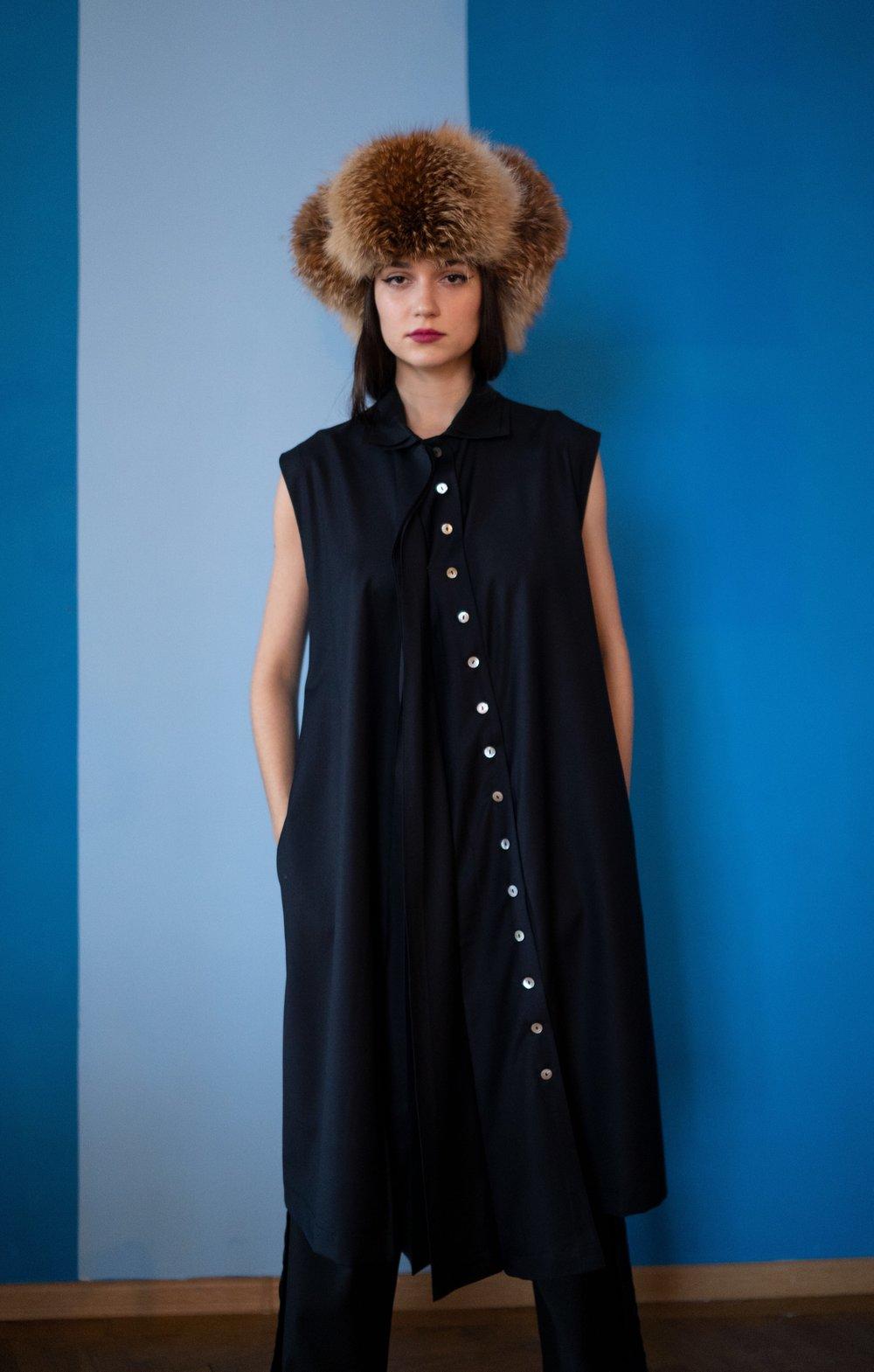 Image of Little black dress