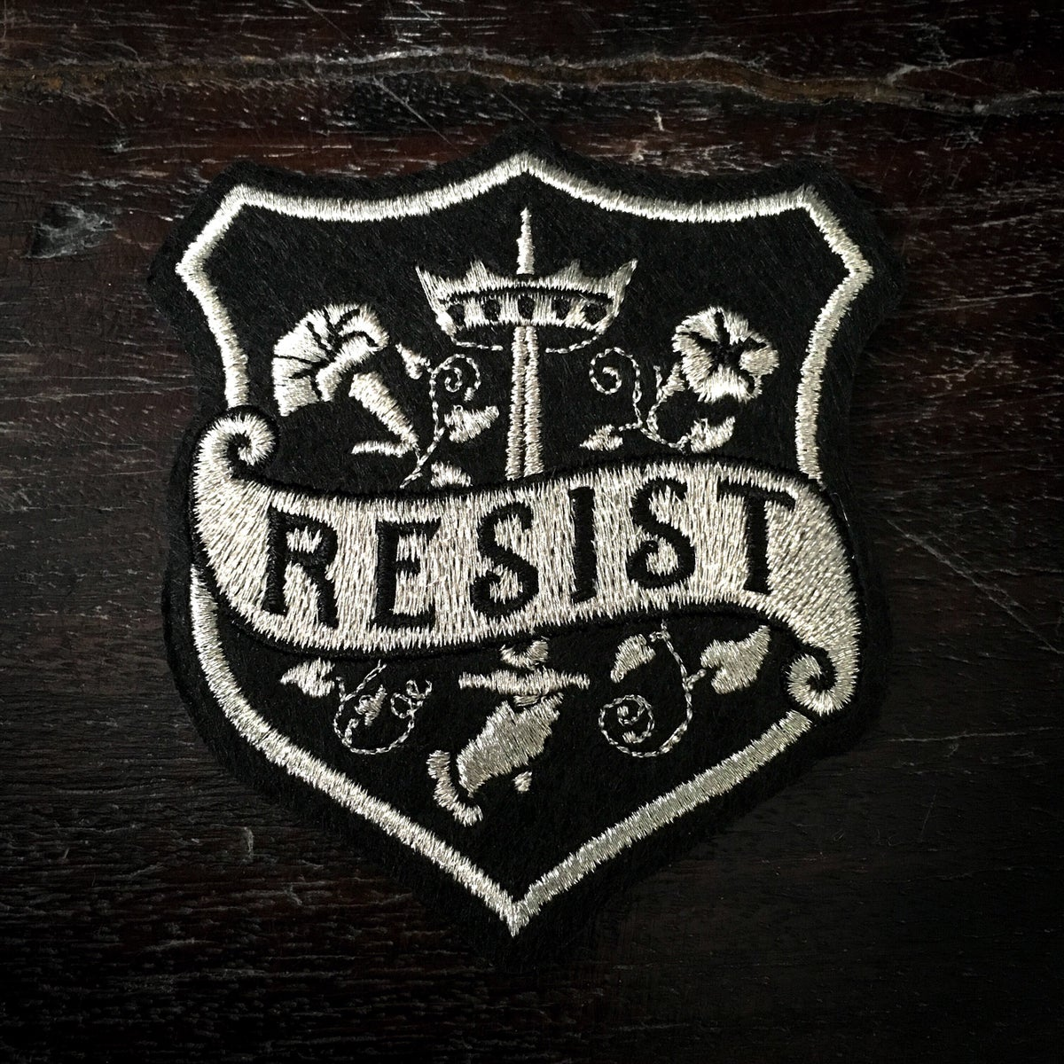 Image of Resistance Insignia patch