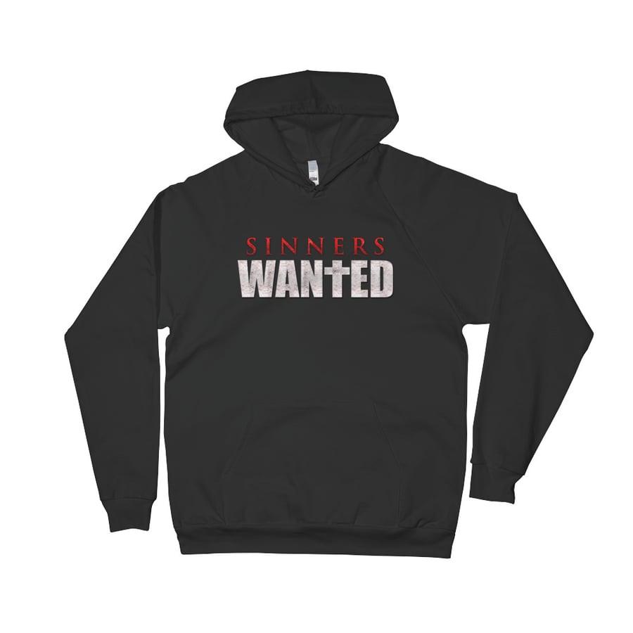 Image of Sinners Wanted  Hoodie