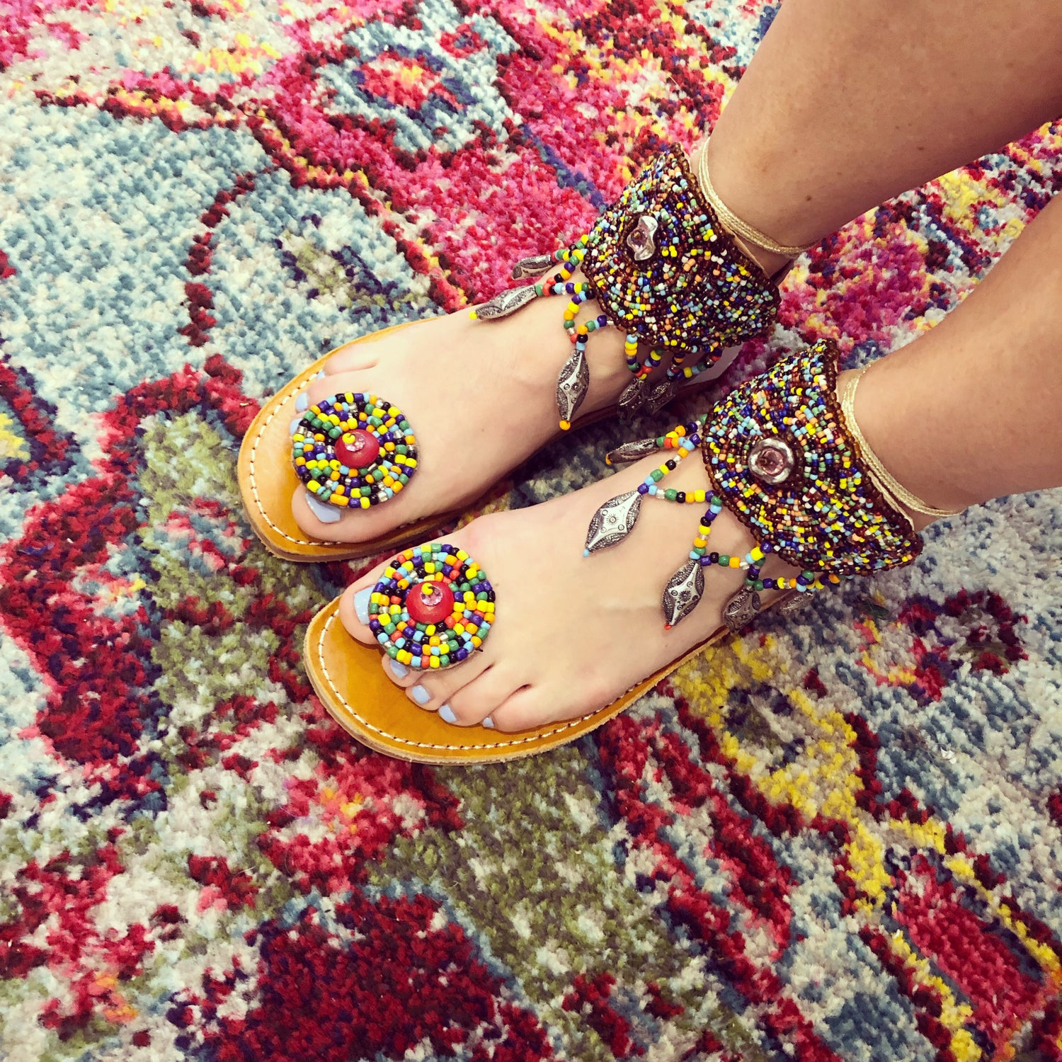 Image of Moroccan Sandals