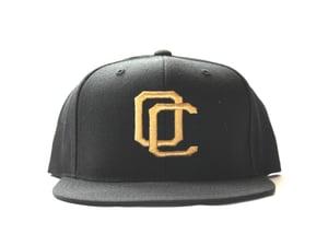 Image of GOLD OC HAT