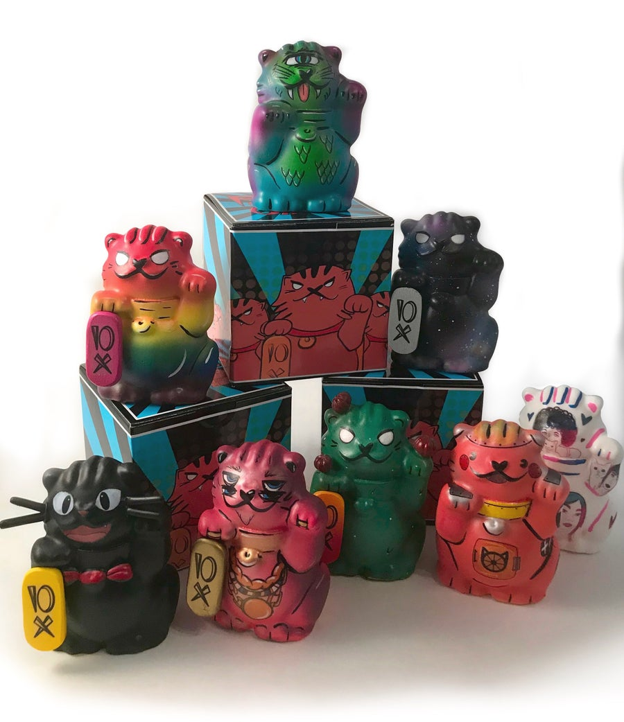 Image of Fortune Cat Blind Boxes