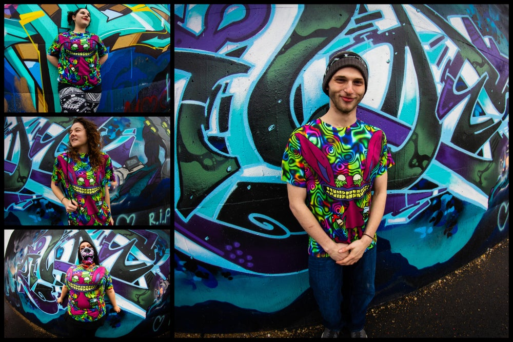 Image of Sticky Ickis All Over Print Shirt
