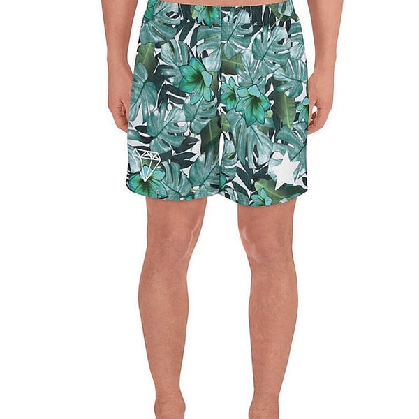 Image of Floral Paradise Shorts