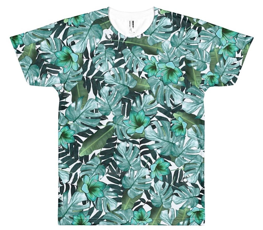 Image of Floral Paradise T-Shirt